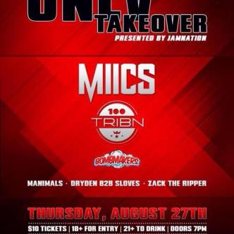 UNLV TAKE OVER PRESENTED BY JAMNATION-img