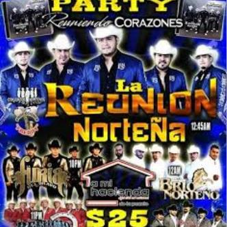 La Reunion Nortena (CD Release Party)-img