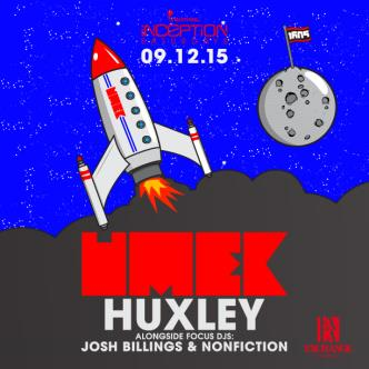 Inception ft. UMEK & Huxley-img