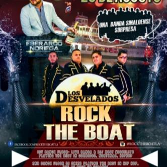 Banda Imperio at Rock The Boat!-img