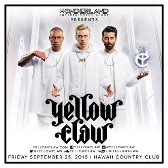Yellow Claw Hawaii-img