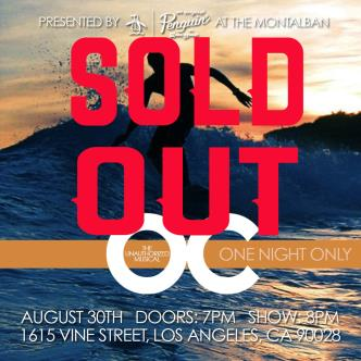 The Unauthorized O.C. Musical! - SOLD OUT-img