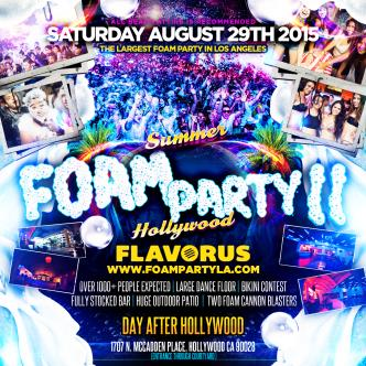 Summer Foam Party II: Hollywood-img