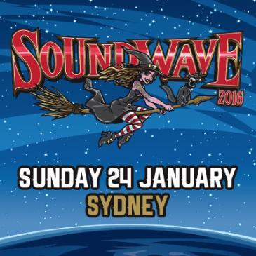 Soundwave Festival - Sydney: