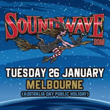 Soundwave Festival - Melbourne