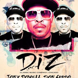 WCS Events - Funky House w / DIZ!!-img