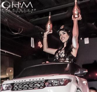 #OHMFridays w/ Celebrities +3 DJ rooms Hip Hop + EDM + Top40