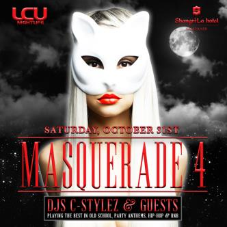 THE SHANGRI-LA HALLOWEEN MASQUERADE & COSTUME BALL 4