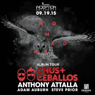 Inception ft. Chus & Ceballos and Anthony Attalla-img