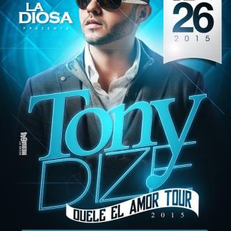 Tony Dize en San Francisco-img