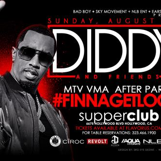 Diddy MTV After Party-img