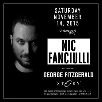 Nic Fanciulli & George Fitzgerald #UndergroundStory: Main Image