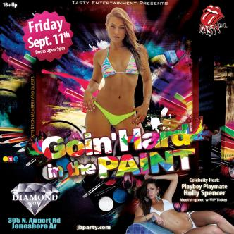 Goin' Hard in the Paint (Fri. Sep 11) @ Diamond Grill (JB)-img
