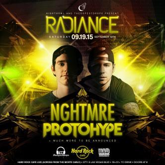 Radiance: NGHTMRE + Protohype - Hard Rock Live, Las Vegas-img