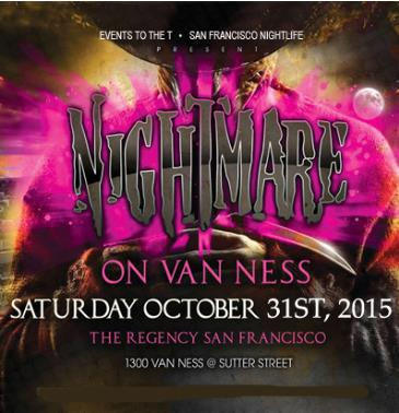 A Nightmare on Van Ness