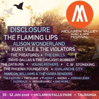 McLaren Valley Music & Arts Festival