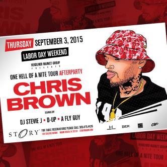 Chris Brown #STORYthursday-img
