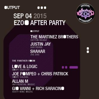Martinez Brothers – EZ Afterparty-img