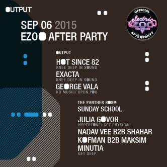 Hot Since '82 – EZ Afterparty-img