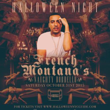 French Montana at Liberty Theater Halloween Sat October 31st-img