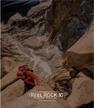 Reel Rock 10 Movie Premiere: Main Image
