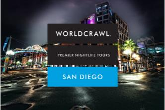 World Crawl San Diego - Fri, October 30, 2015