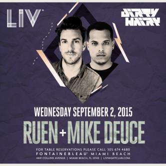 Ruen & Mike Deuce LIV-img