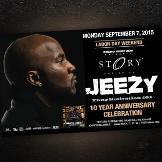 Young Jeezy STORY: Main Image