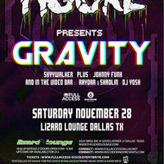 FIGRE presents: GRAVITY tour DALLAS, TX-img
