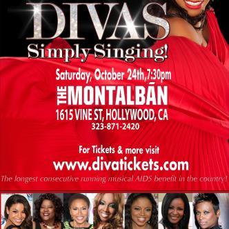 DIVAS SIMPLY SINGING!-img