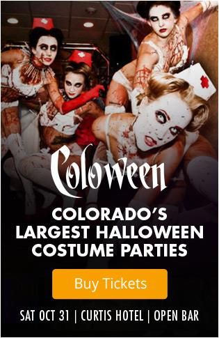 Coloween 2015- The Curtis Hotel Downtown Denver