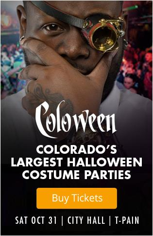 Coloween 2015- City Hall Event Center