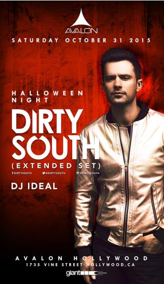 DIRTY SOUTH: Main Image