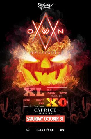 OWN HALLOWEEN MASSIVE!