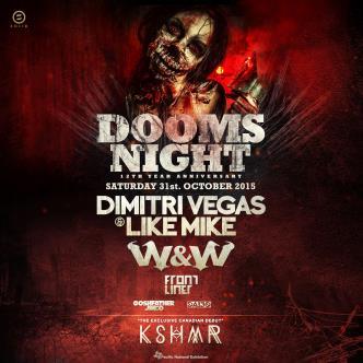 DOOMS NIGHT 2015