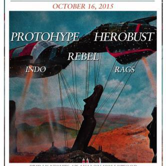 Protohype & Herobust, Rebel-img
