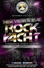 Rock the Yacht Party Cruise aboard the Jewel Yacht