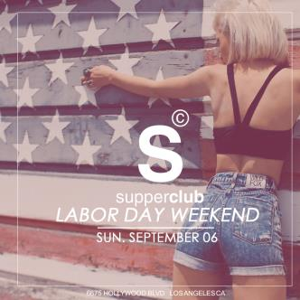 Labor Day Sunday @ Supperclub-img
