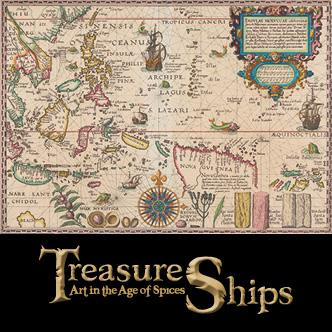 Treasure Ships: Art in the Age of Spices: Main Image