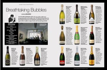 Sparkling & Champagne Tasting: Main Image