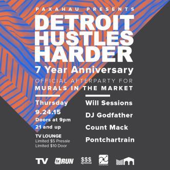 Paxahau Presents Detroit Hustles Harder: Main Image