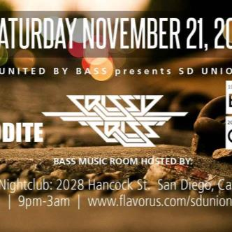 United By Bass Pres: SD UNION-img