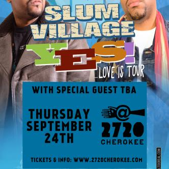 Slum Village + Cool Nutz @ 2720-img