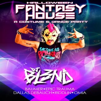 Fantasy House with DJ Bl3nd: Main Image