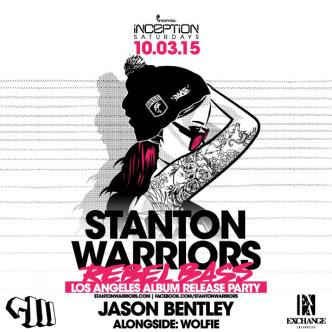 Stanton Warriors (Album Release Party) & Jason Bentley-img