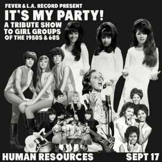 It's My Party: Tribute Show to Girls Groups of the 50s & 60s-img