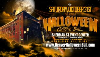 Denver Halloween Ball