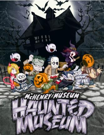 The Haunted Museum: Main Image