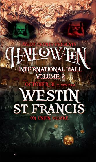 Mega Halloween International Ball
