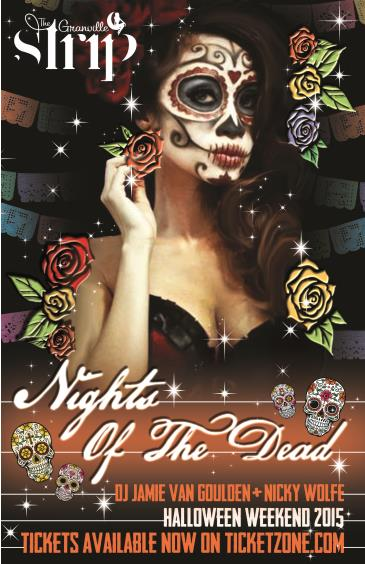 Nights of The Dead - Saturday
